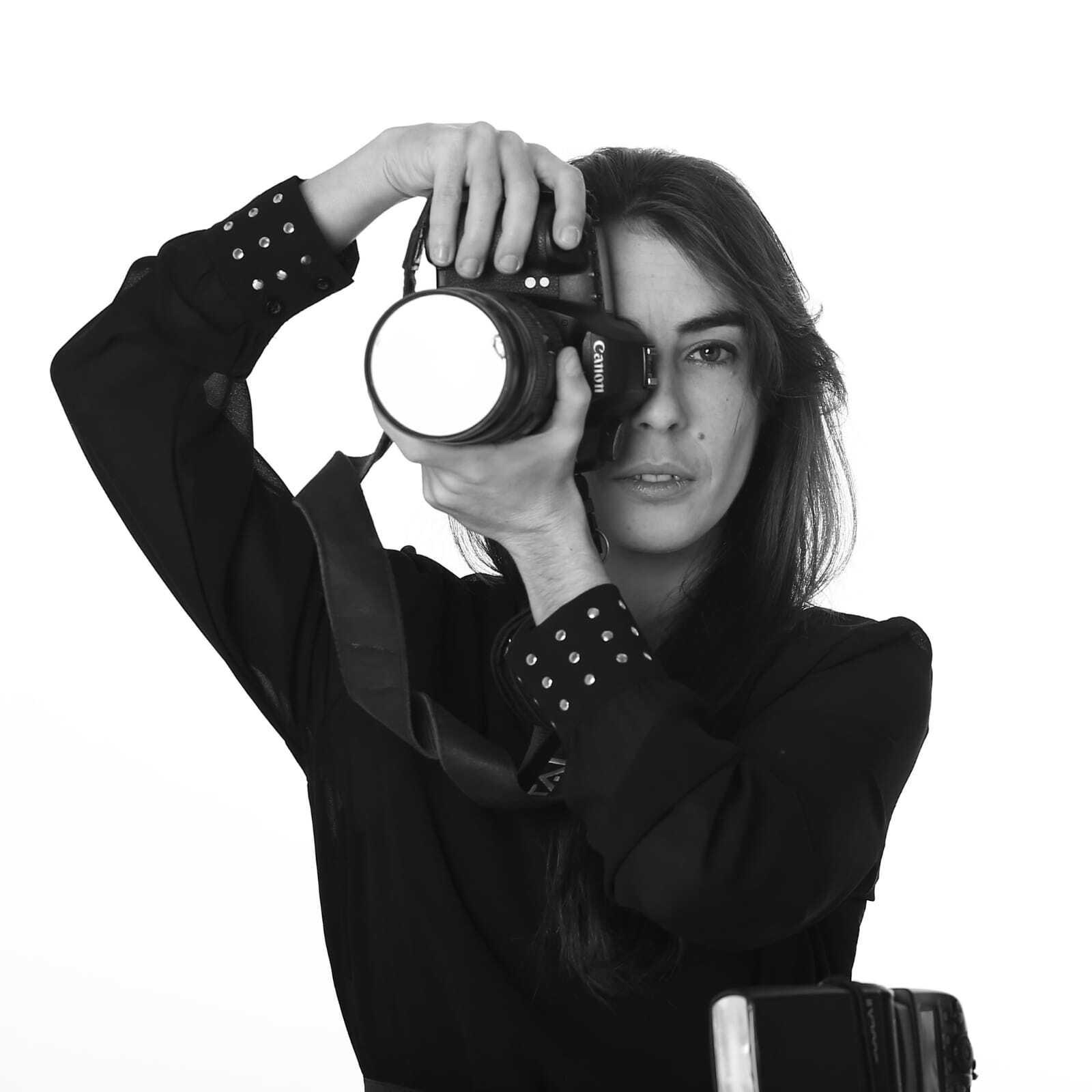 Fotógrafo profesional en Madrid. Book de fotos, moda y publicidad